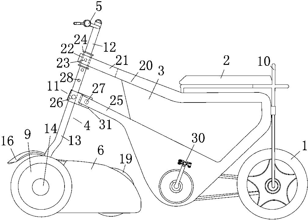 cn107642061a_一种环卫扫地车及其使用方法在审