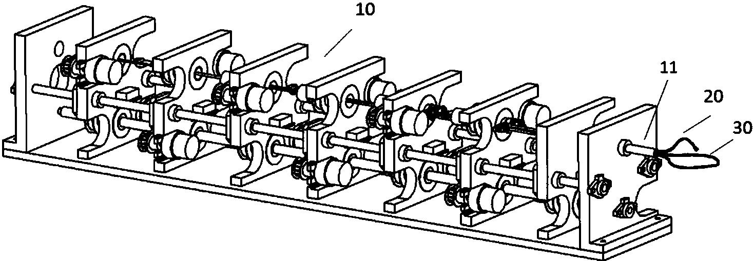 同心管机器人装置及其控制方法