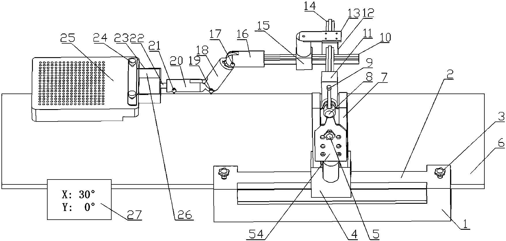 cn107928764a_穿刺模板导航定位装置在审