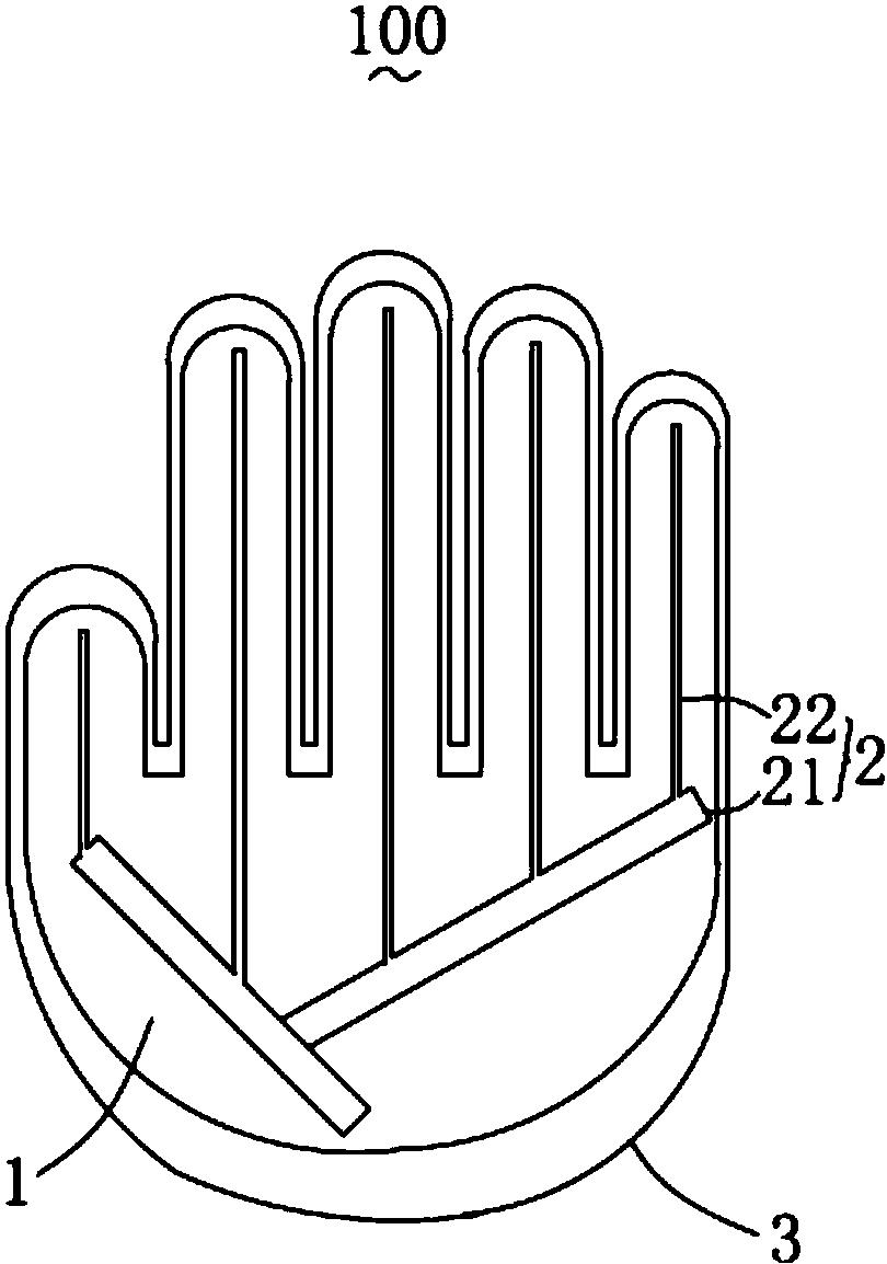 cn108364555a_应用于近红外手背皮下静脉深度测量的手背静脉模型及其图片
