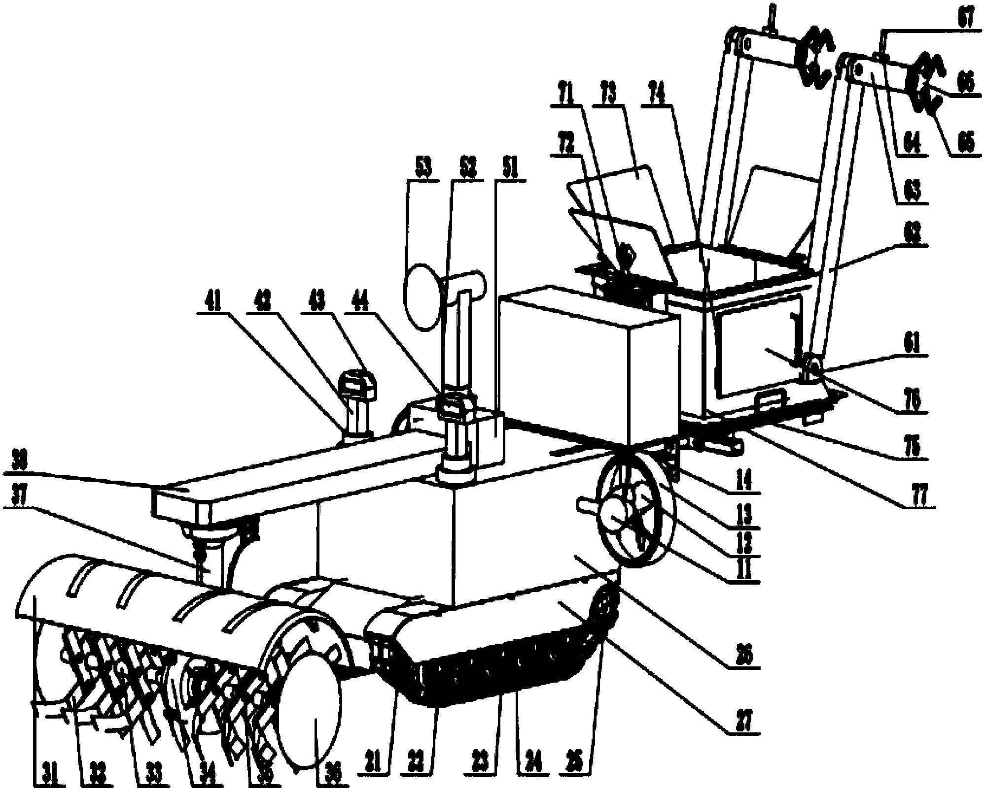 cn108902064a_一种基于机器视觉技术的贝类捕捞装置在审