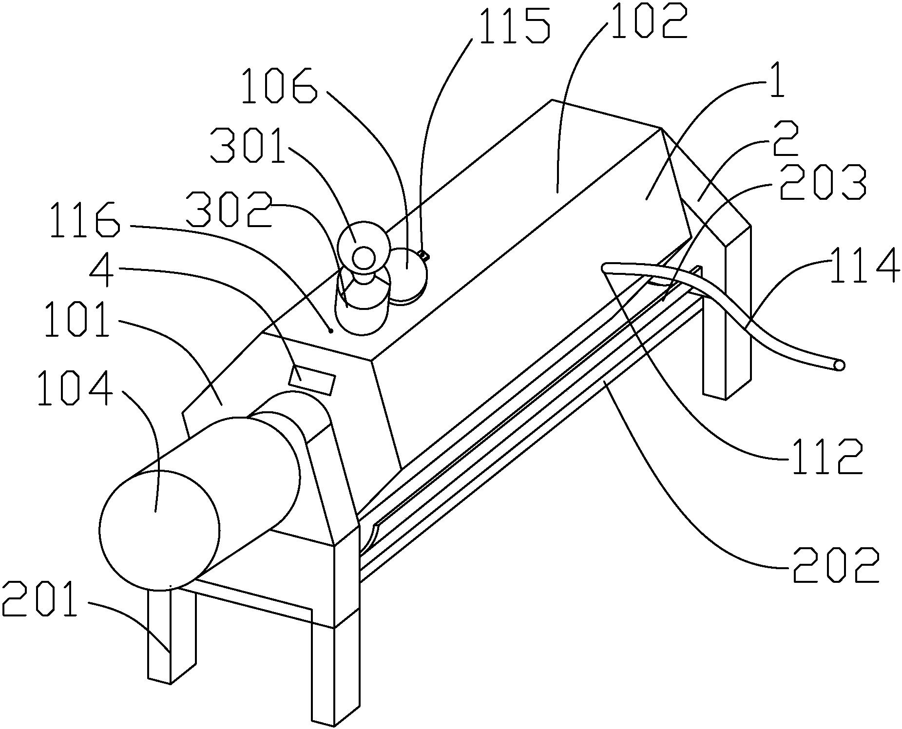 cn108968106a_一种土豆去皮装置及其用该装置制作土豆片的方法在审