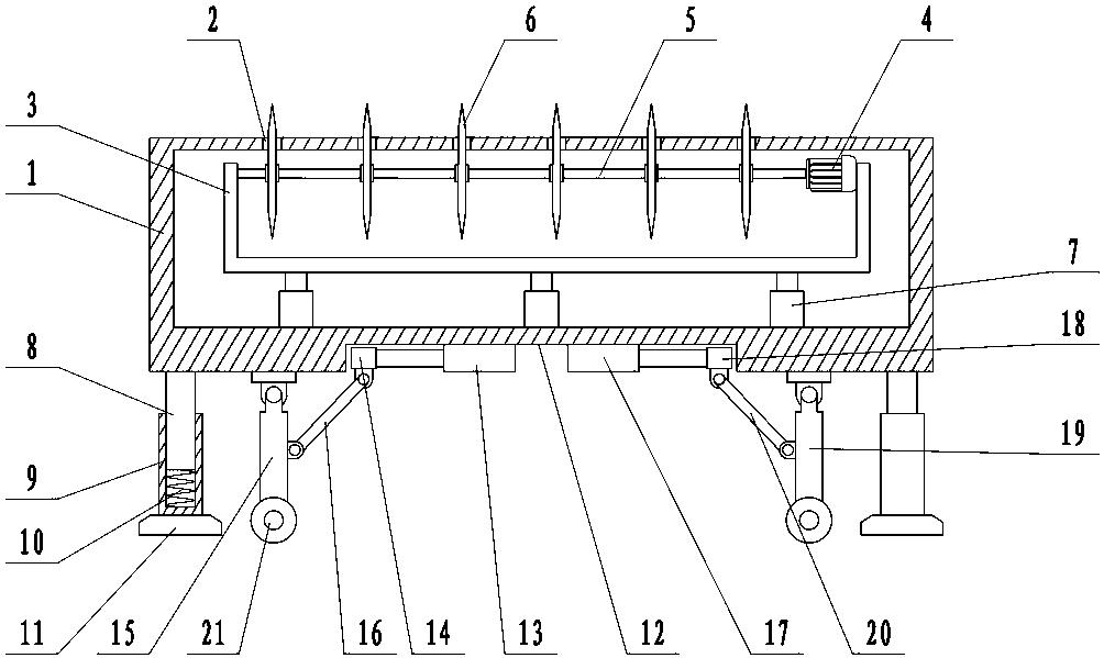 液压锯床电气柜电路图