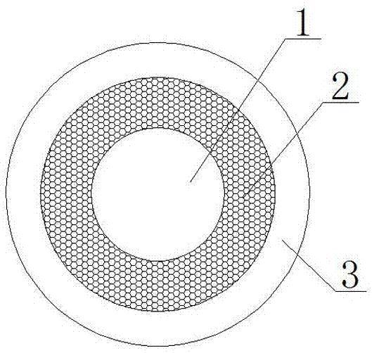 一种高抗拉制导光缆