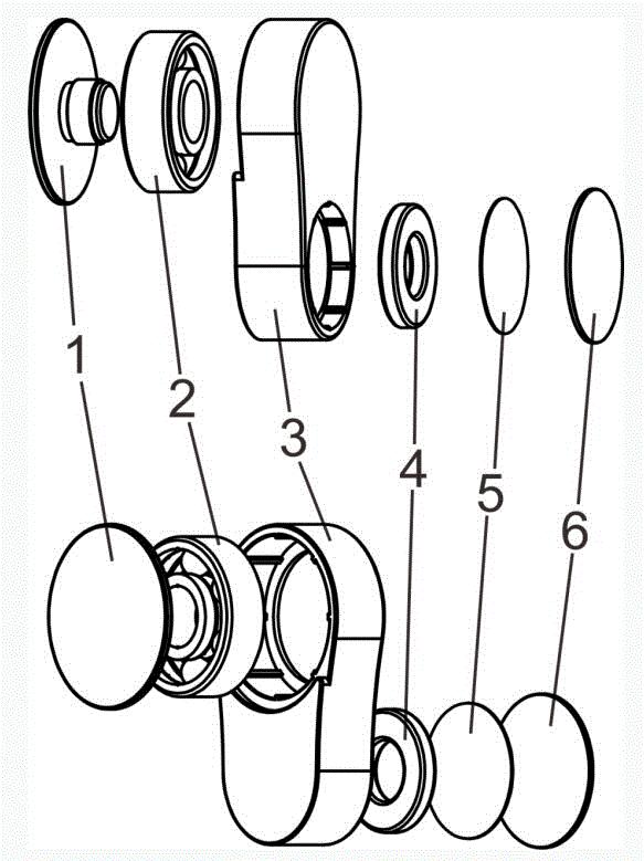 一种方向盘悬挂磁吸手机支架装置