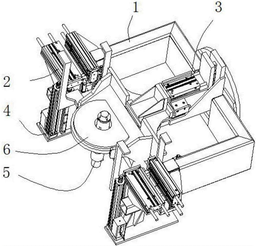 一种适用于A型吊马的柔性自动装配工装