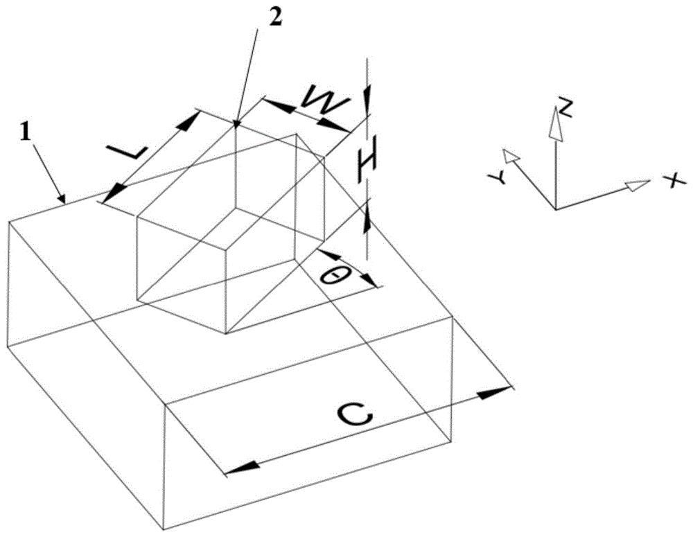 一种将防伪底纹图案与空频复用超表面图像复用的方法