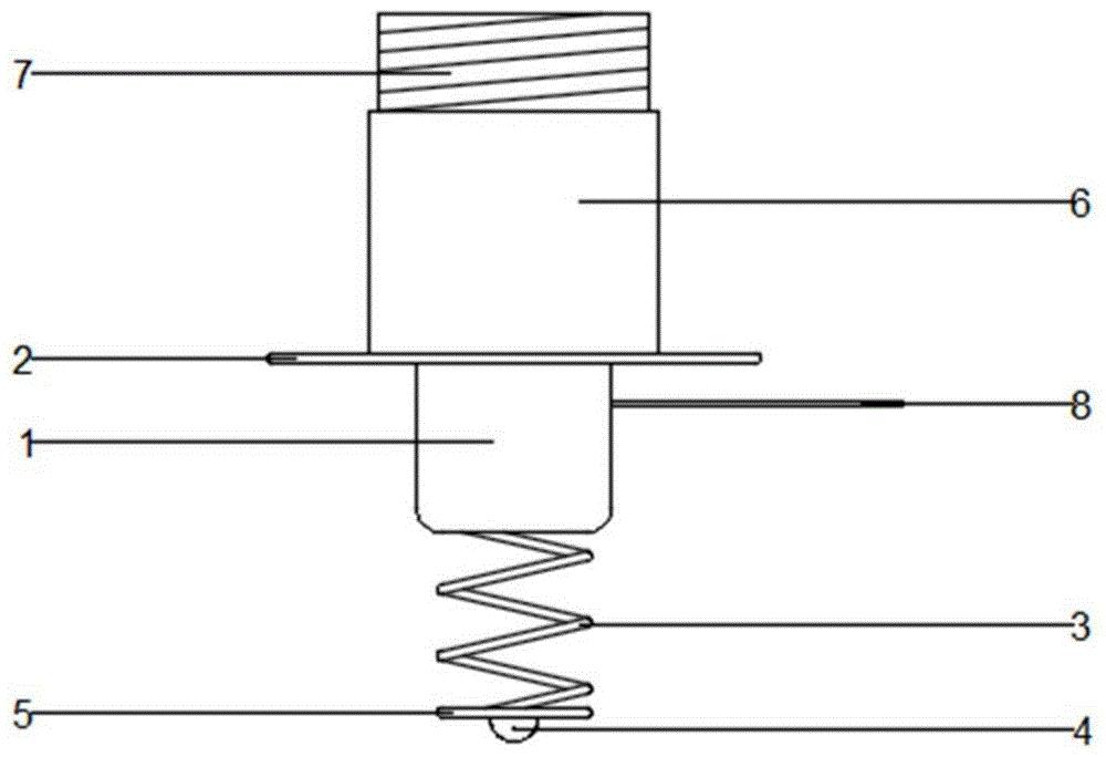 一种旋转机械弯曲故障检测装置