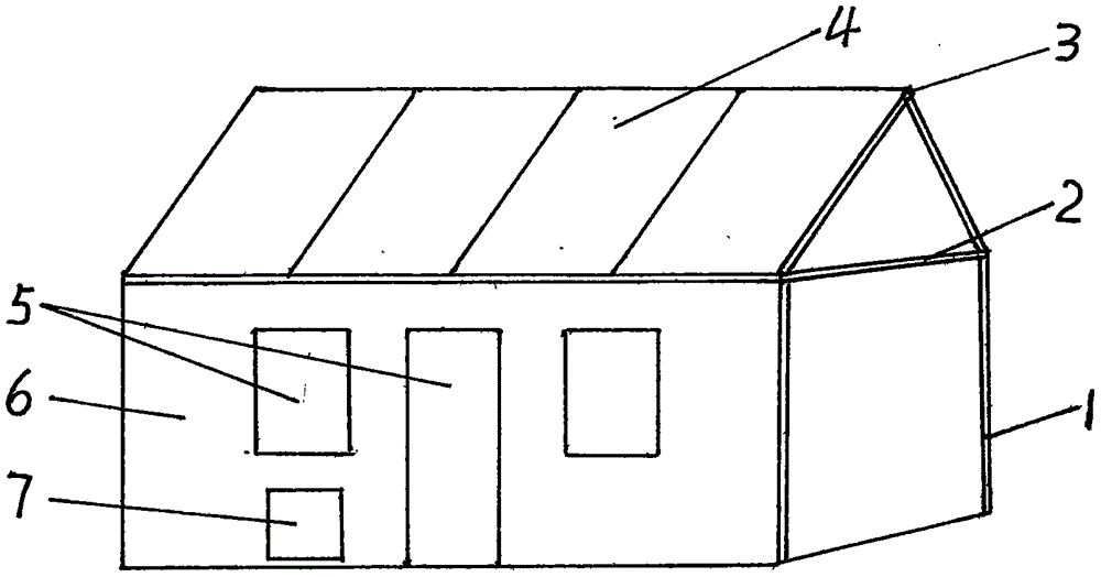 木棉被动式房屋