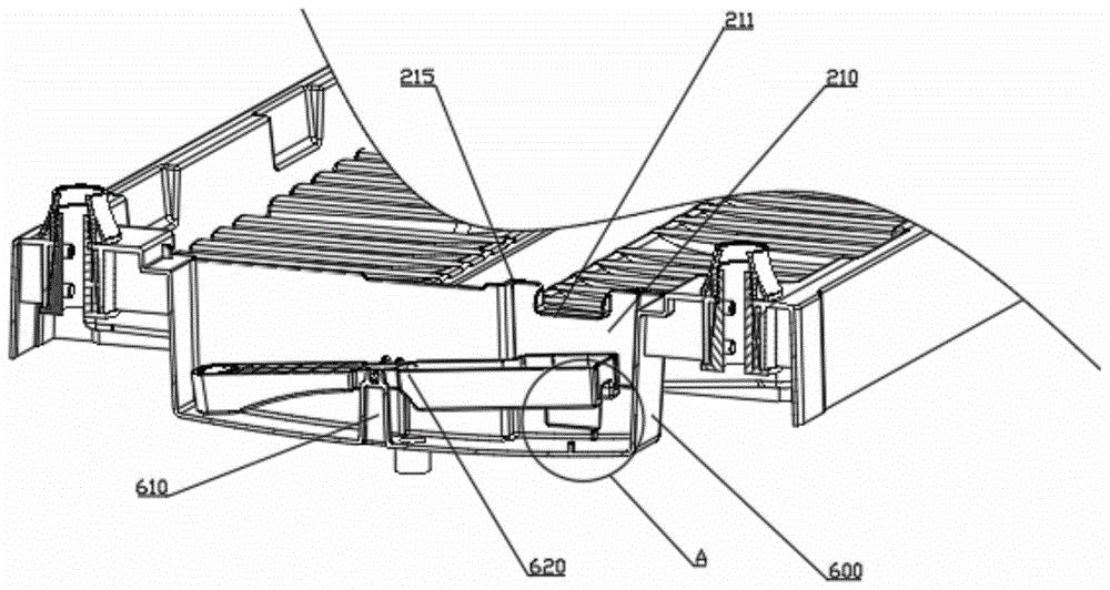 一种机械控制潮汐灌溉的栽培床