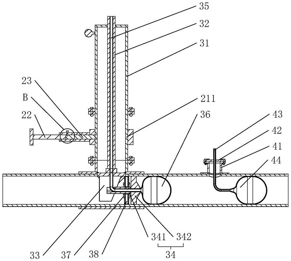 一种天然气管道检修封堵装置及使用方法