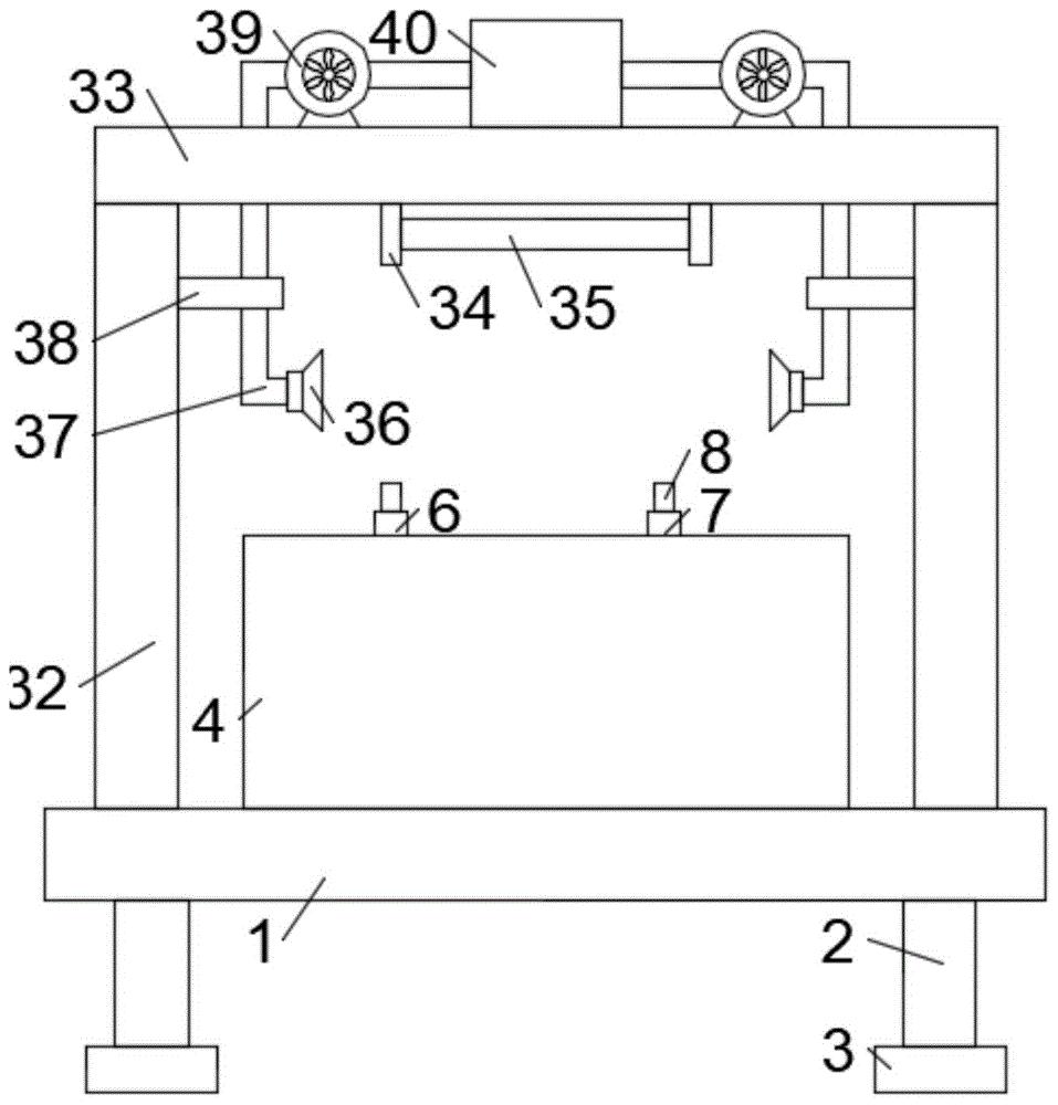 一种PCB板组装用固定装置