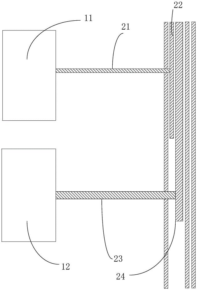 一种走线结构及液晶显示面板