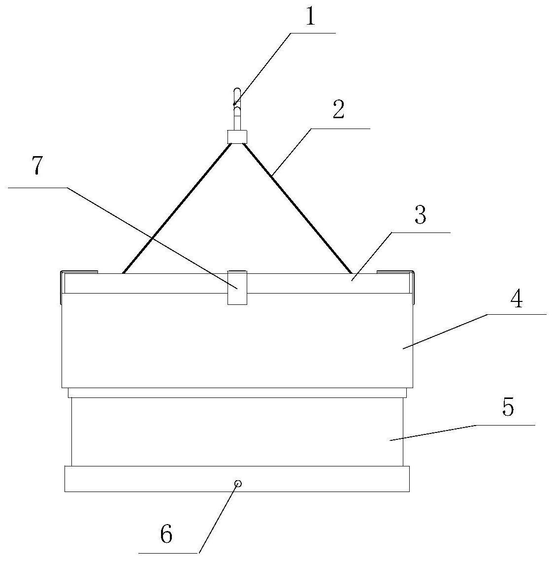 适用于冬季混凝土施工的保暖装置及保暖方法