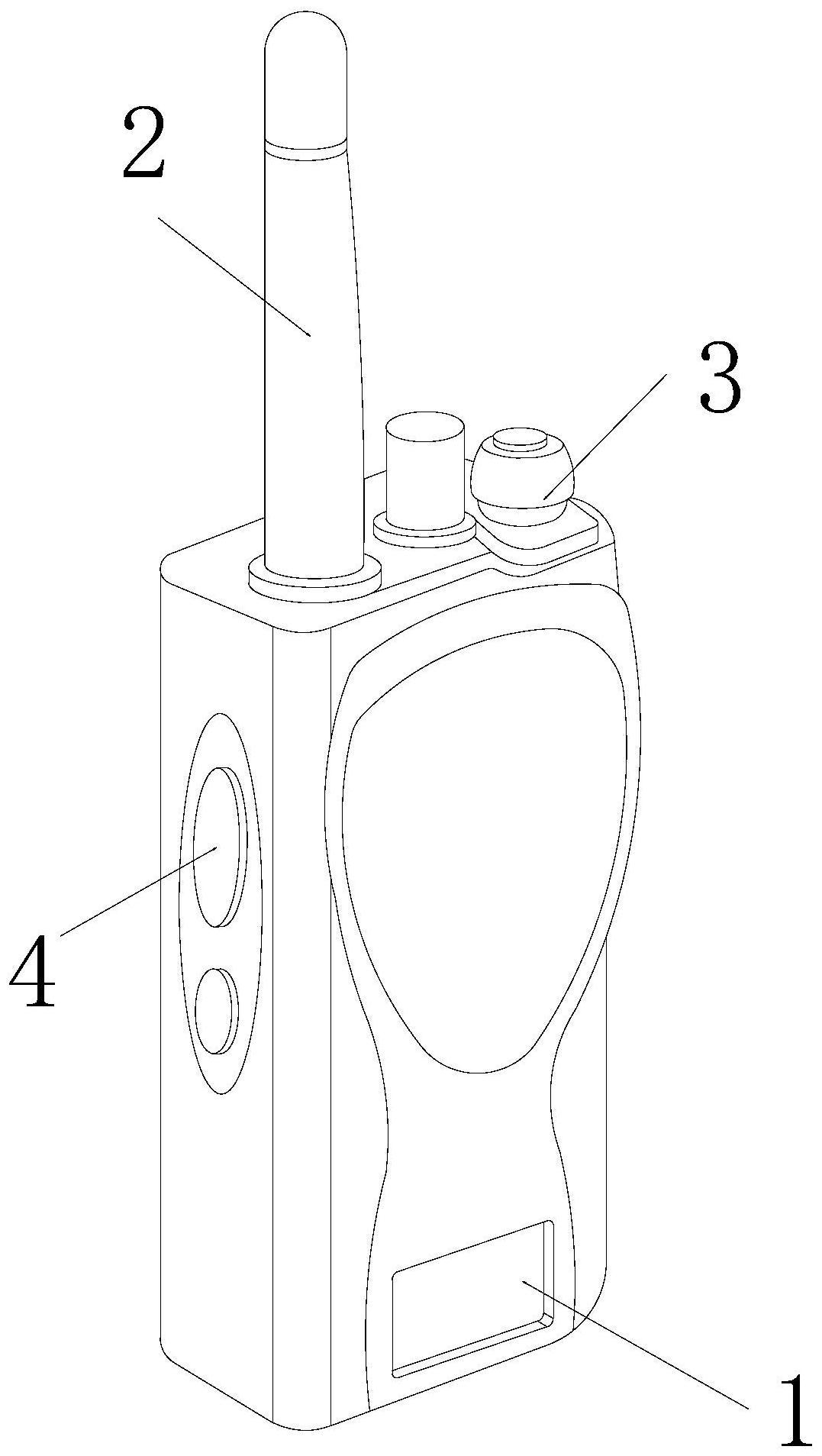 一种含有单片机的通讯仪