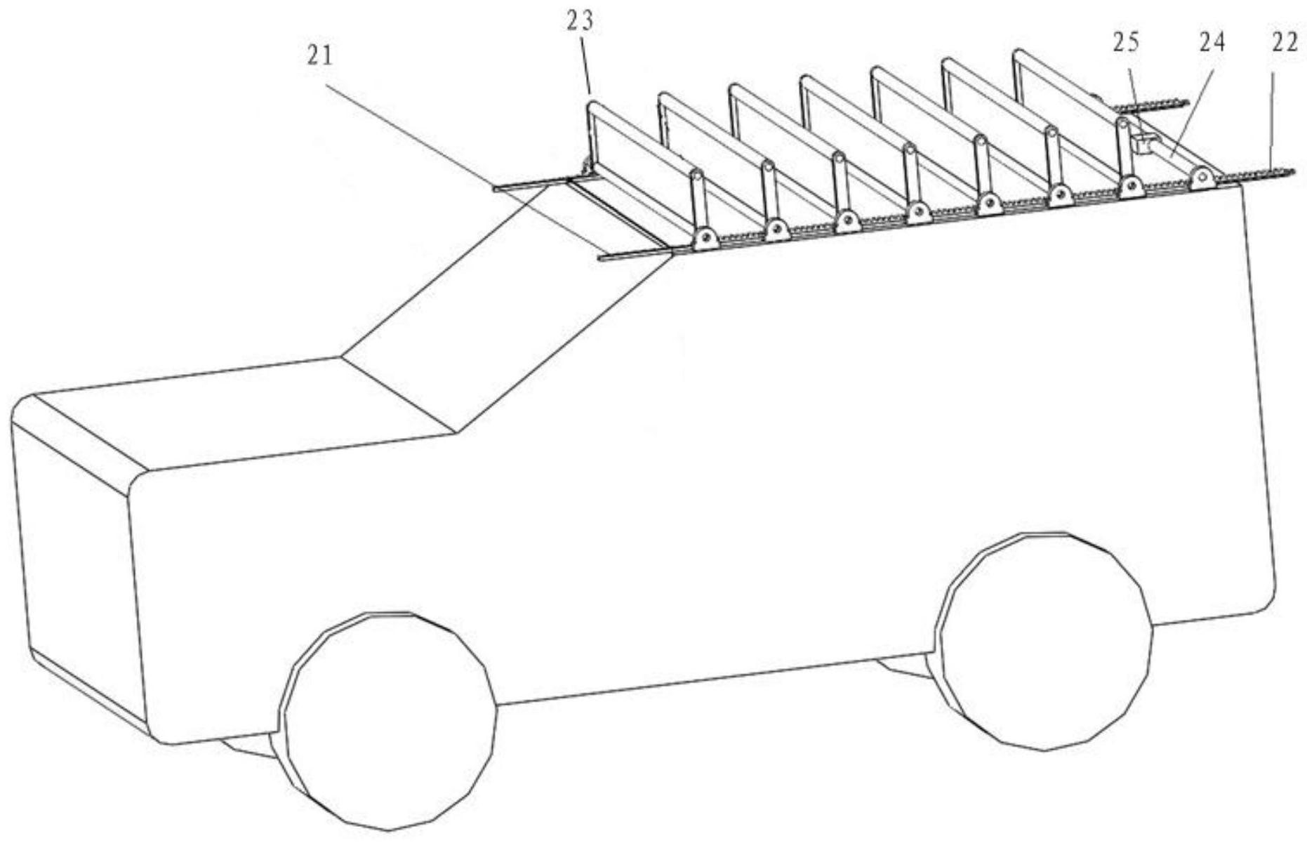 一种电动汽车的光伏发电装置和电源管理系统