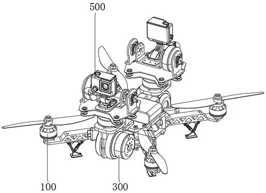 无人机及无人机立体航线设计方法