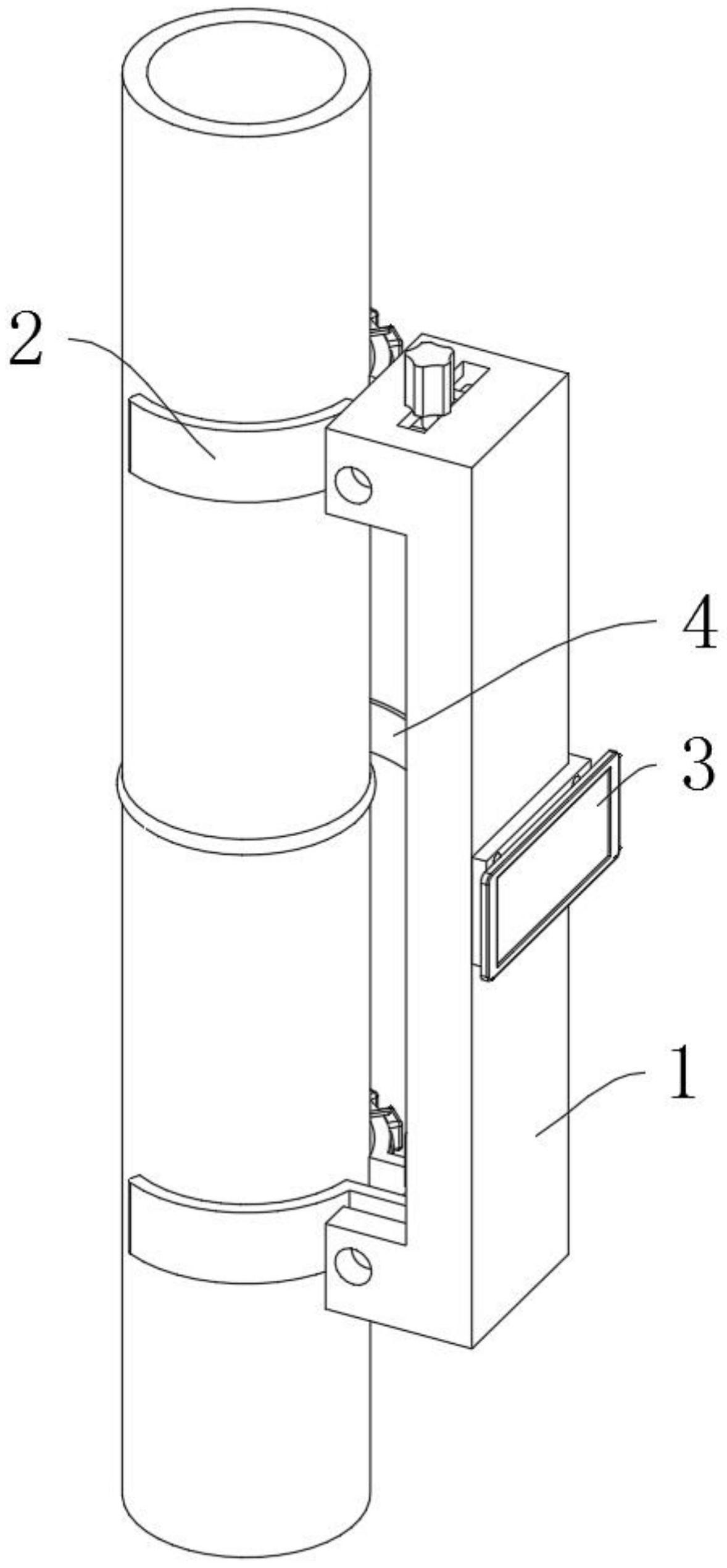 一种小径管超声检测用扫查器