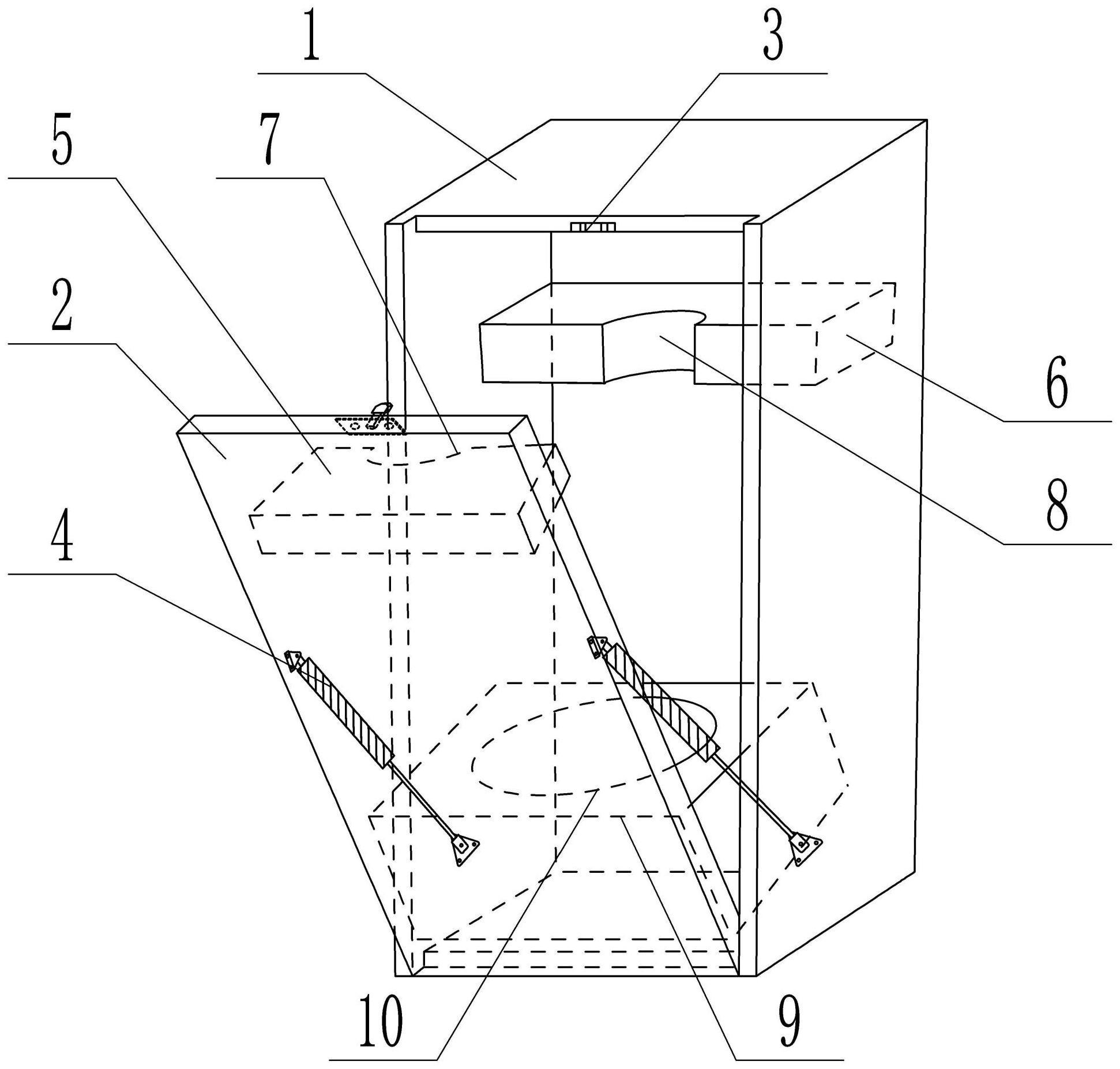 一种侧开式包装盒、酒品包装盒及其使用方法