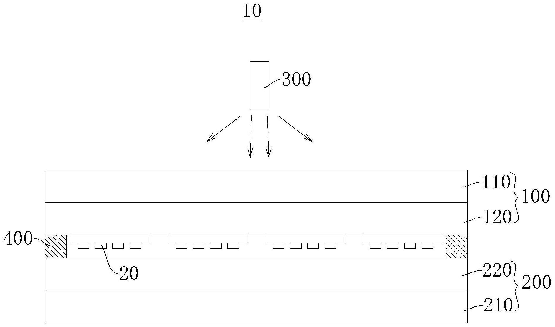 微发光器件的转印装置、转印方法及显示面板