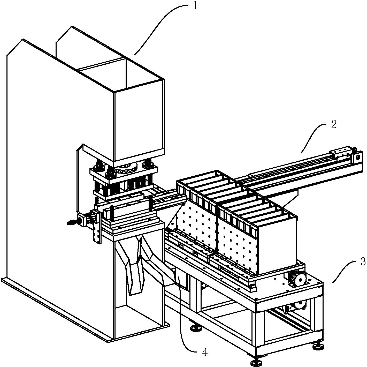 cn106077226b_一种软金属切割生产线有效
