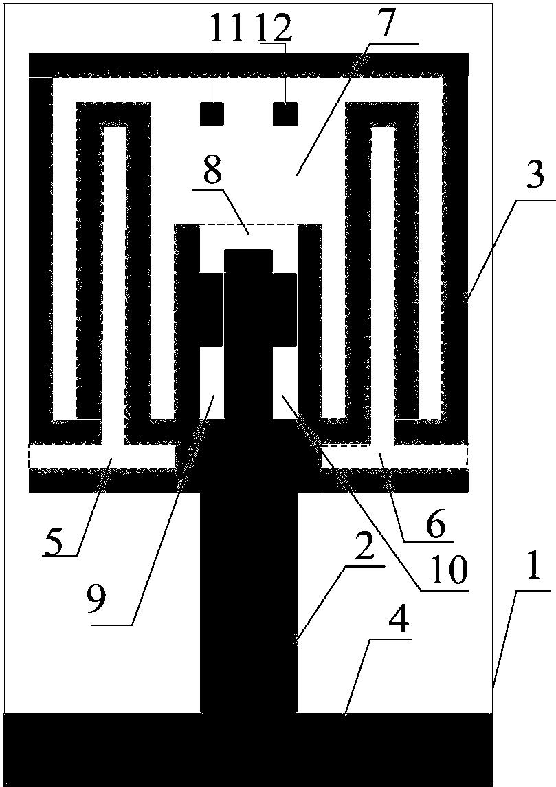 cn106207470b_一种小型三陷波超宽带天线有效图片