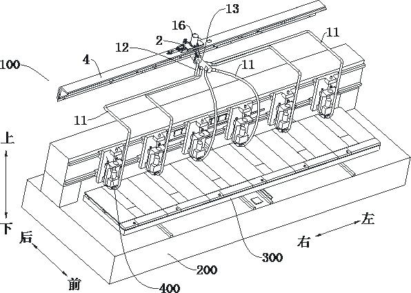 用于电路板加工设备的吸尘装置