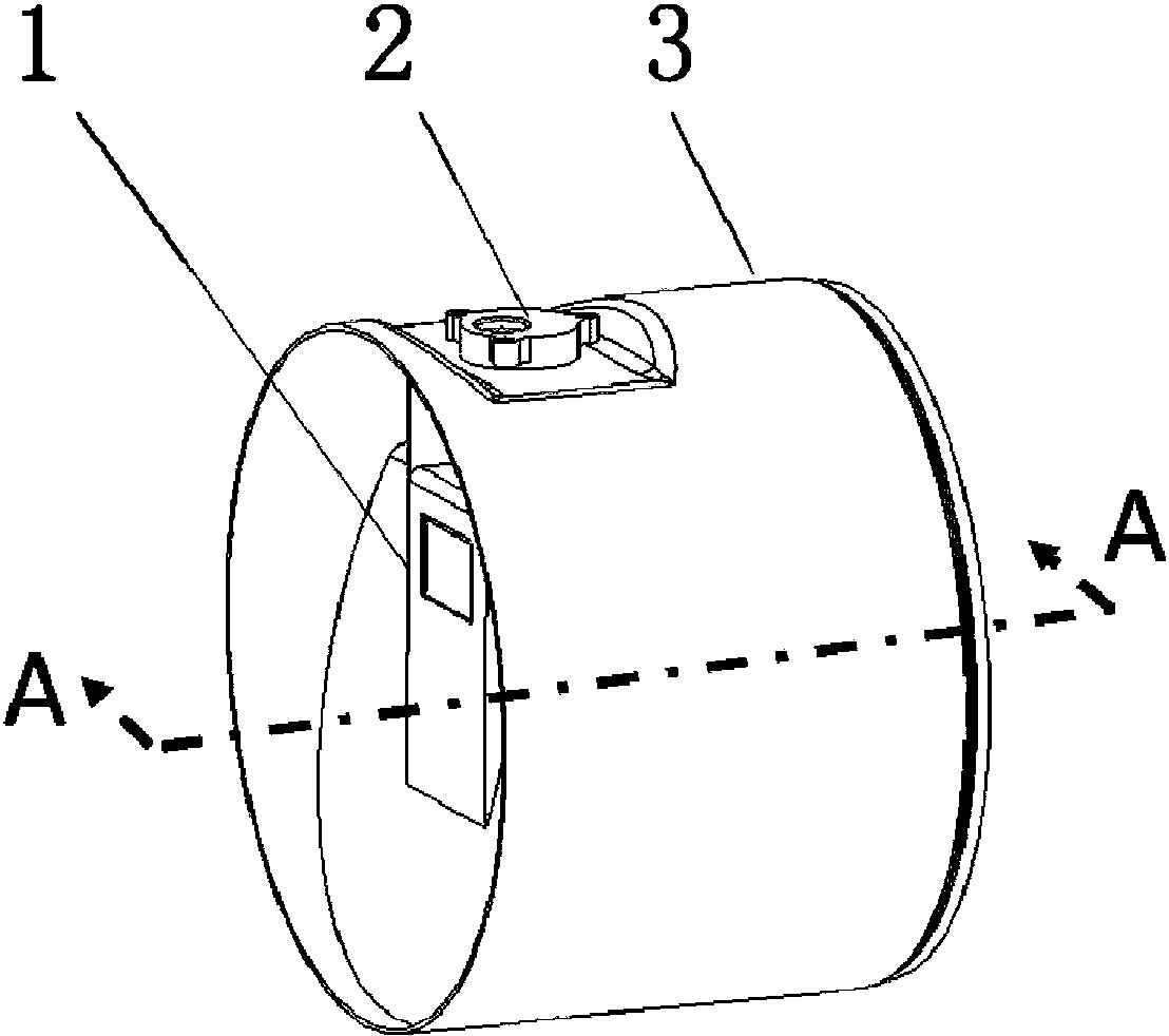 cn207093185u_一种用于发动机尾气后处理系统的混合装置有效