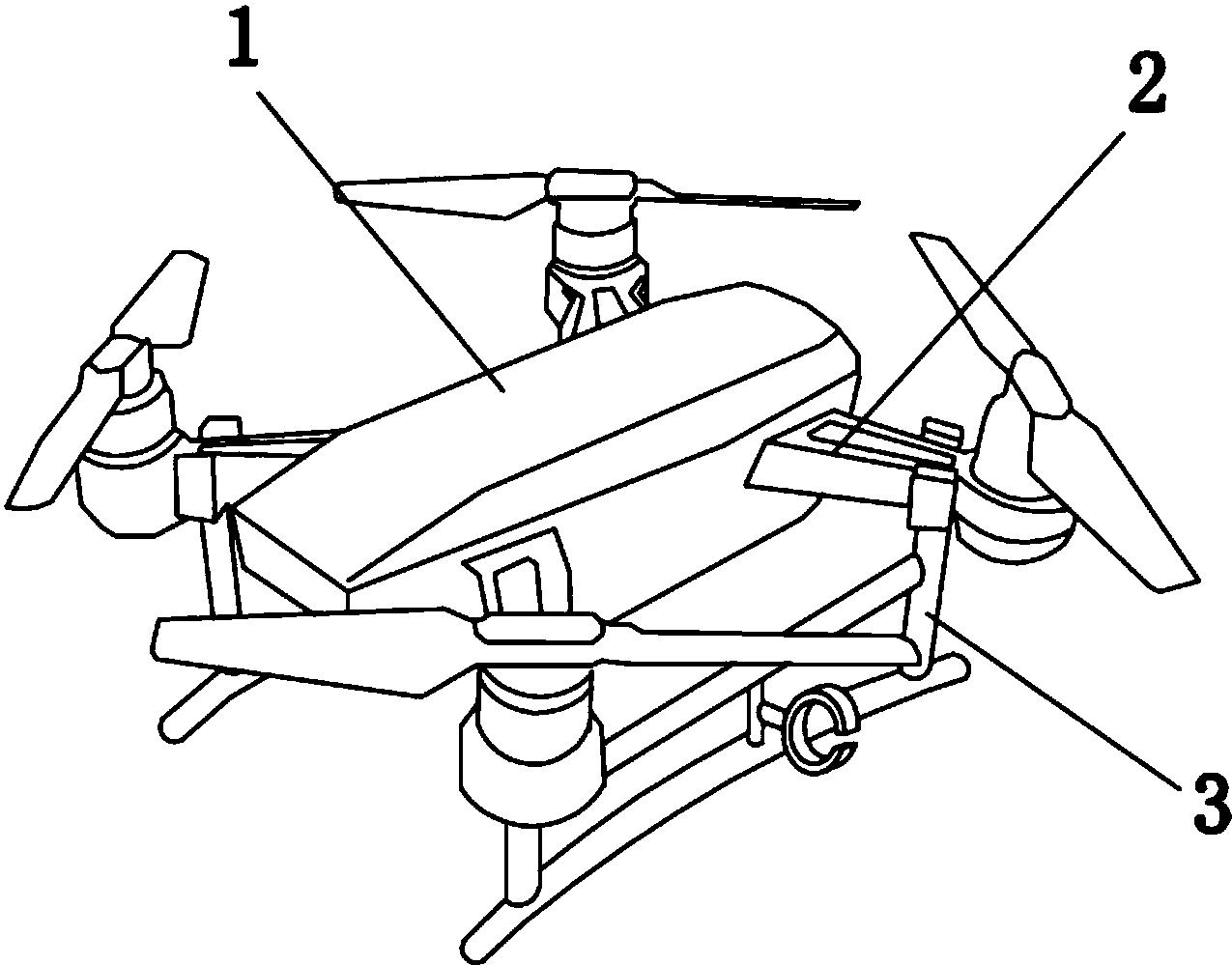 cn207106857u_一种无人机起落架有效