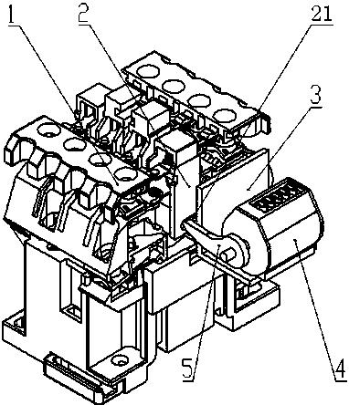 cn207587641u_一种带计数器的电磁接触器有效
