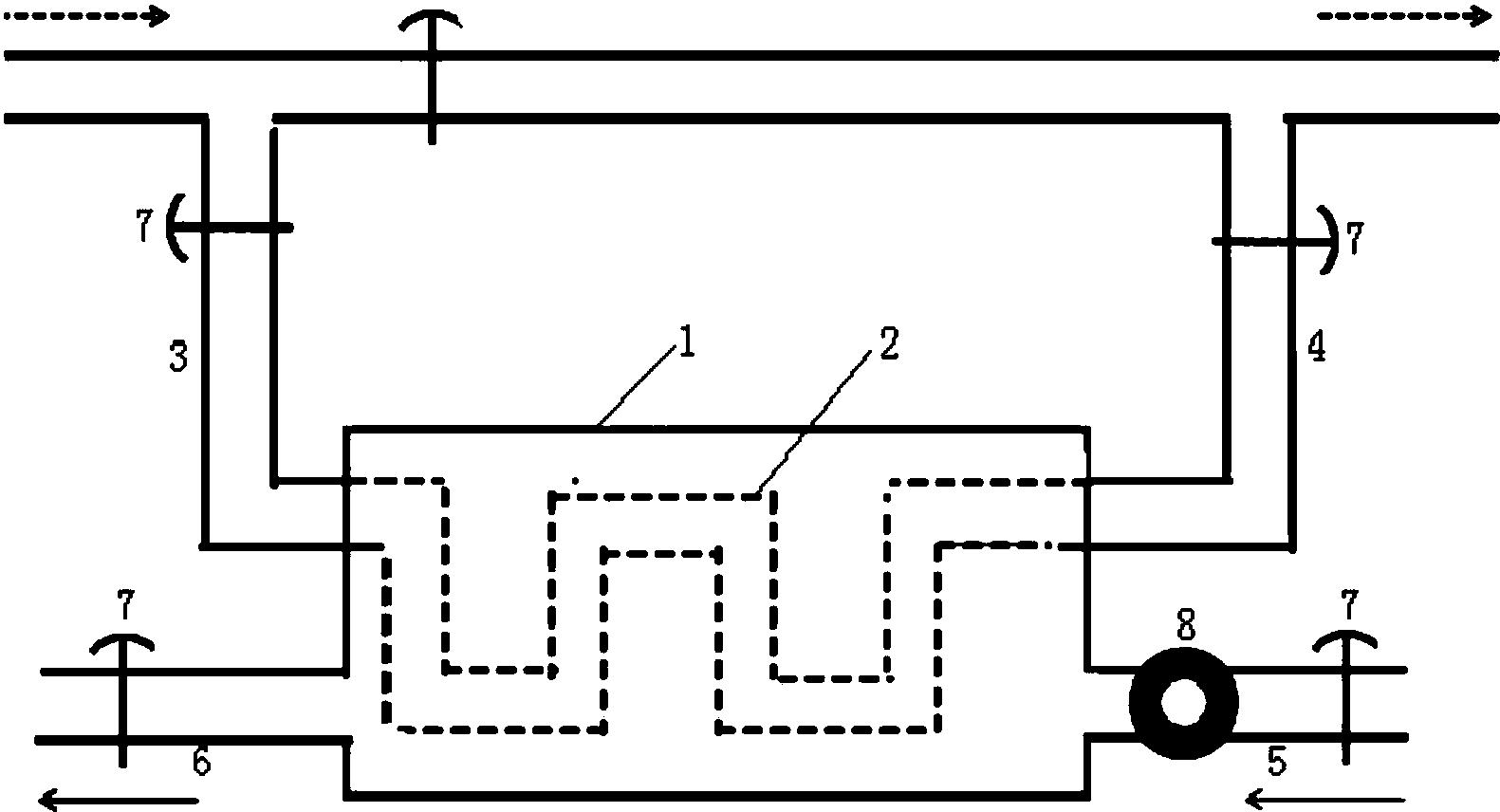 电路 电路图 电子 户型 户型图 平面图 原理图 1581_856
