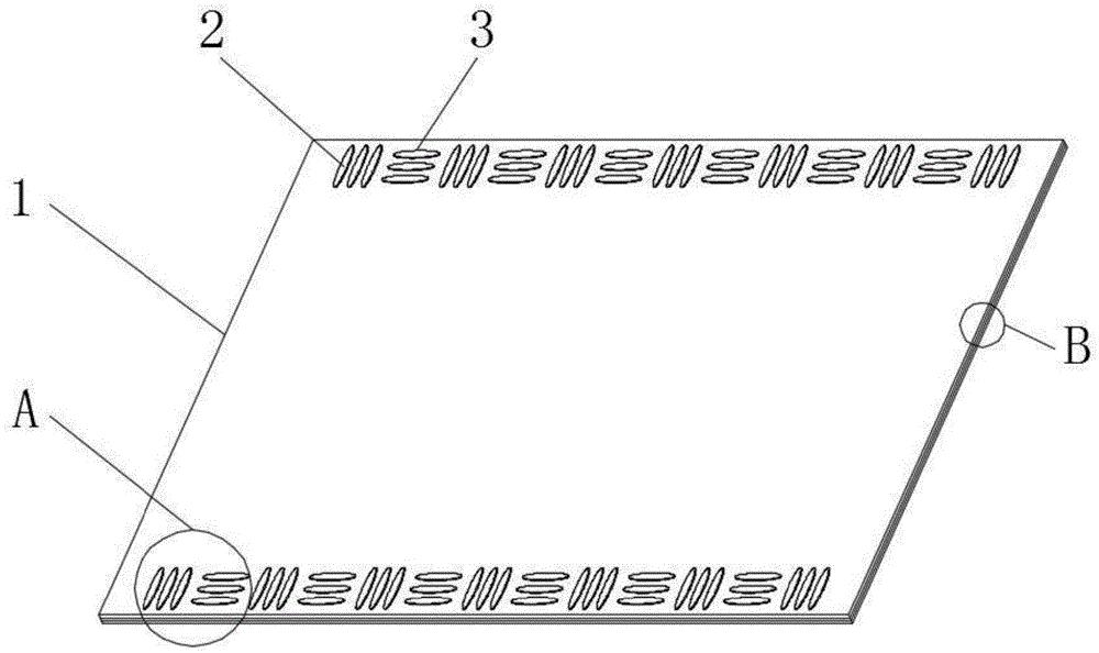 一种防滑型PET聚酯薄膜