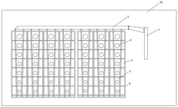 风道改进型储能集装箱